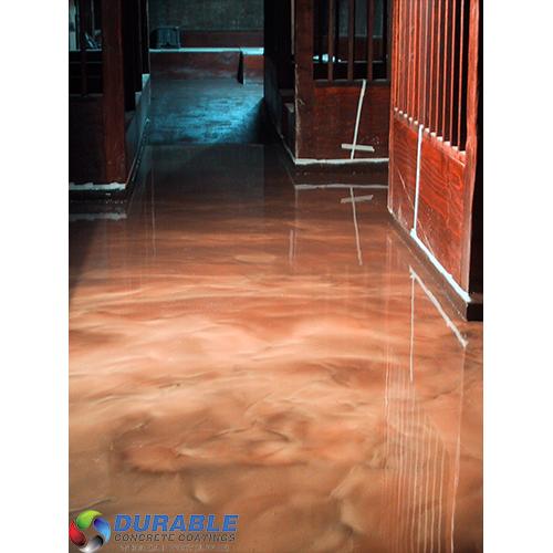 Metallic Colour Pigments Durable Concrete Coatings