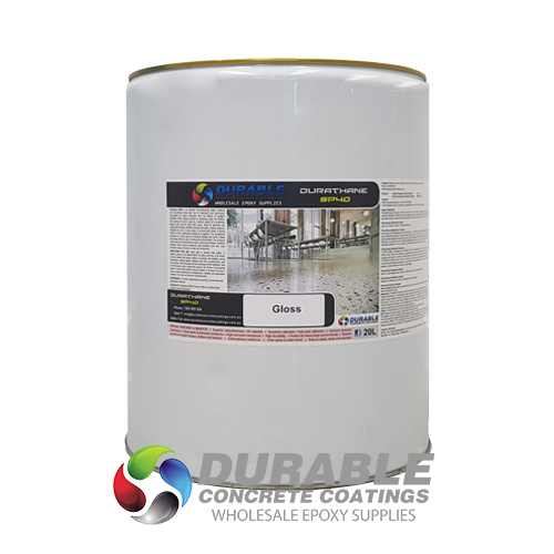 20l Durathane Sp40 Gloss Durable Concrete Coatings